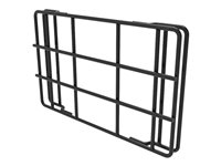 Legrand Q-Series Manager 10INCH Wide Cable management wire cage black (pack of 4