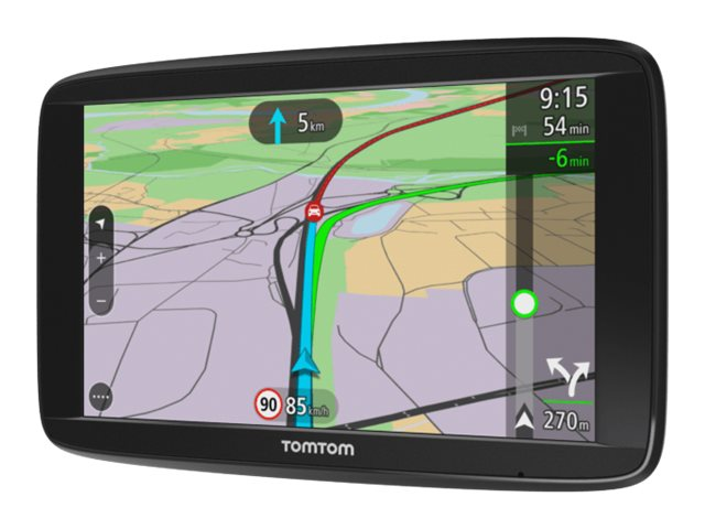 tomtom via 62 navigateur gps automobile 6 po grand cran. Black Bedroom Furniture Sets. Home Design Ideas