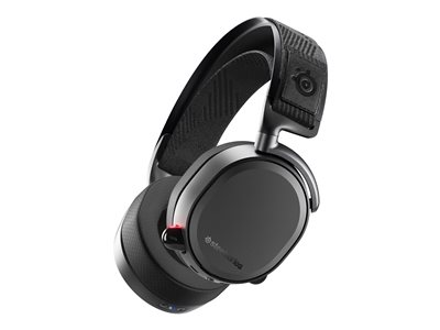 SteelSeries Arctis Pro Wireless Trådløs Sort Headset