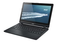 "Acer TravelMate B115-MP-C23C - Celeron N2940 / 1.83 GHz - Win 8.1 SST 64-bit - 4 GB RAM - 500 GB HDD - 11.6"" touchscreen 1366 x 768 (HD) - HD Graphics - black"