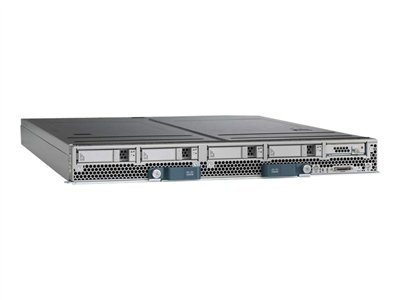 Cisco UCS B440 M2 High-Performance Blade Server Server blade 4-way RAM 0 MB SAS