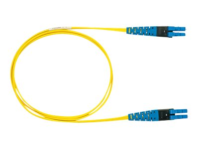 Panduit PanView IQ Cross Connect - patch cable - 8 m - yellow