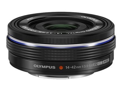 Olympus M.Zuiko Digital Zoom lens 14 mm 42 mm f/3.5-5.6 ED EZ Micro Four Thirds