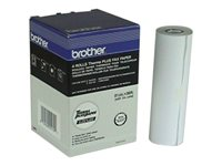 Brother THERMAPLUS Roll (8.5 in x 100 ft) 4 roll(s) thermal paper
