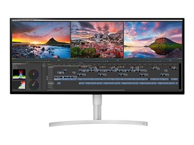LG 34BK95U-W LED monitor 34INCH 5120 x 2160 5K2K UltraWide IPS 450 cd/m² 1200:1 5 ms