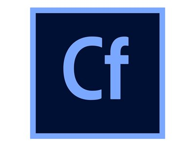 Adobe ColdFusion Builder 2018 License 1 user CLP level 4 (1000000+) Linux, Win, Mac