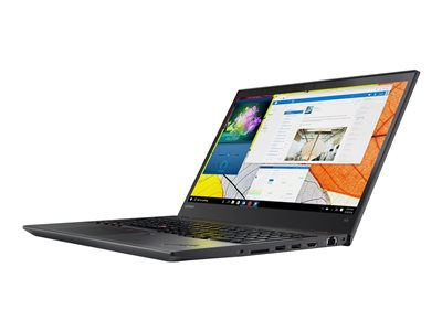 Lenovo ThinkPad T570 15.6' I7-7600U 16GB 512GB 940MX / Graphics 620 Windows 10 Pro