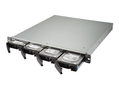 QNAP TS-463XU - NAS server - 0 GB