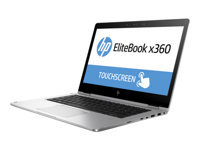 "HP EliteBook x360 1030 G2 - Flip design - Core i5 7200U / 2.5 GHz - Win 10 Pro 64-bit - 8 GB RAM - 256 GB SSD - 13.3"" touchscreen 1920 x 1080 (Full HD) - HD Graphics 620 - Wi-Fi, Bluetooth - kbd: UK"