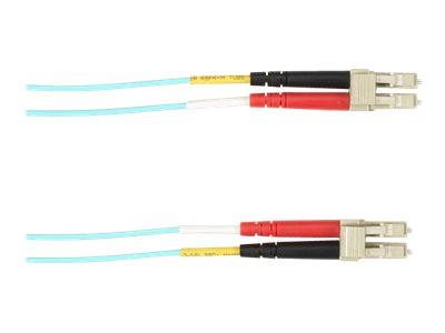Black Box patch cable - 8 m - aqua
