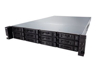 BUFFALO TeraStation 7120r Enterprise NAS server 12 bays 24 TB rack-mountable SATA 6Gb/s