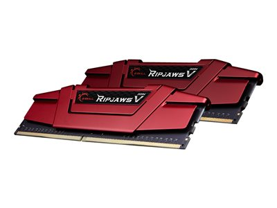 G.Skill Ripjaws V DDR4  16GB kit 3600MHz CL19  Ikke-ECC