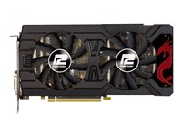 PowerColor Red Dragon Radeon RX 570 - Grafikkarten