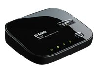 D-Link DIR-412 Wireless router 802.11b/g/n