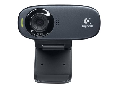 Logitech HD Webcam C310 - web camera