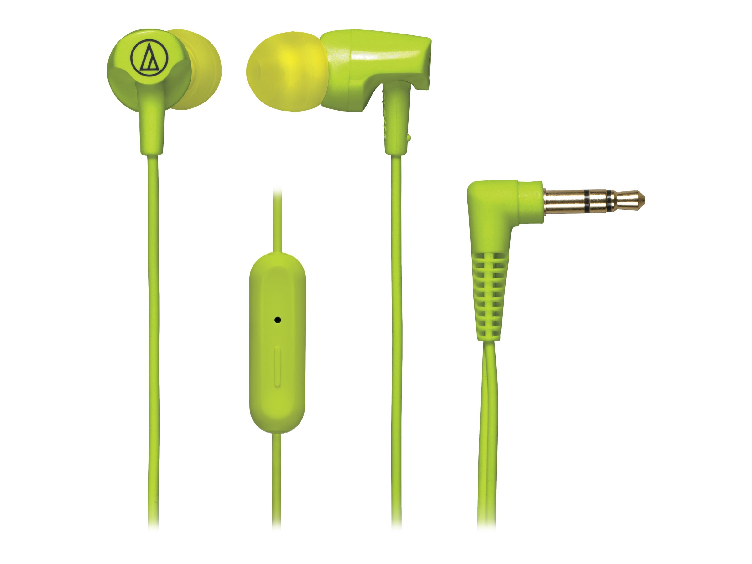 Audio-Technica SonicFuel ATH-CLR100is - earphones with mic