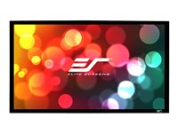 Elite SableFrame ER115WH1W-A1080P2 Projection screen wall mountable 115INCH (115 in) 2.35:1