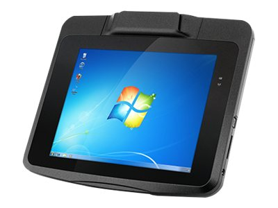 DT Research Mobile POS Tablet DT365 Tablet Atom N2800 / 1.86 GHz Win Embedded Standard 7