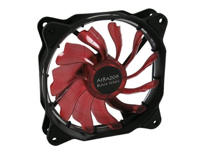 LC Power AiRazor LC-CF-120-TUBE-R - ventilateur châssis