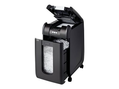 Kensington OfficeAssist Auto Feed Shredder A3000 Anti-Jam Cross Cut - shredder