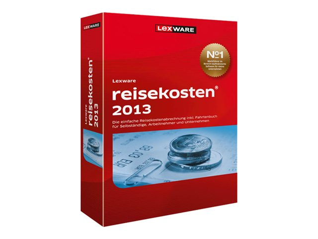 Lexware reisekosten 2013 - (V. 13.0 ) - Full Package Product