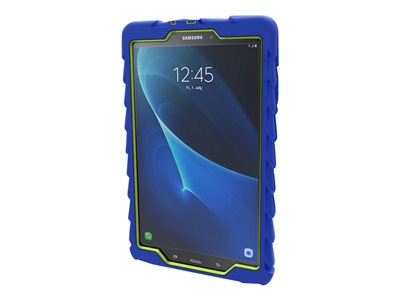 Gumdrop DropTech Series Protective case for tablet rugged lime, royal blue 10.1INCH