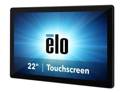 Elo I-Series 2.0 All-in-one Core i3 8100T / 3.1 GHz RAM 8 GB SSD 128 GB
