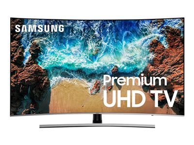 Samsung UN65NU8500F 65INCH Class (64.5INCH viewable) 8 Series curved LED TV Smart TV
