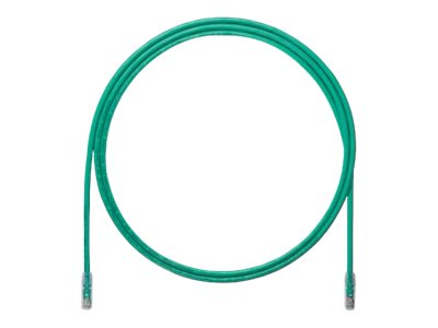 Panduit TX6A 10Gig patch cable - 5.18 m - green