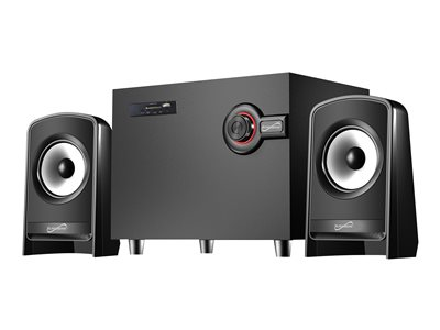 Supersonic SC-1123BT Speaker system for PC 2.1-channel wireless Bluetooth