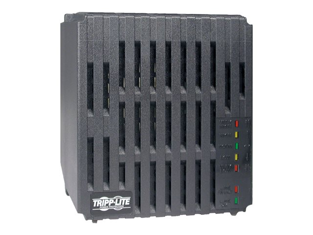 Tripp Lite 2400W Line Conditioner w/ AVR / Surge Protection 120V 20A 60Hz 6 Outlet 6ft Cord Power Conditioner
