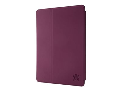 STM Studio Flip cover for tablet polycarbonate, thermoplastic polyurethane (TPU)