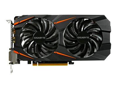 GeForce GTX 1060 WINDFORCE OC 3G