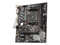 MSI A320M-A PRO MAX - Motherboard