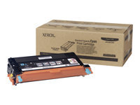 Xerox Phaser 6180 - Cyan - original - toner cartridge - for Phaser 6180DN, 6180MFP/D, 6180MFP/N, 6180N