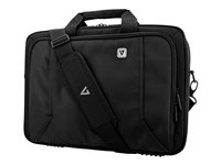 V7 Professional Toploading Notebook carrying case 14.1INCH black