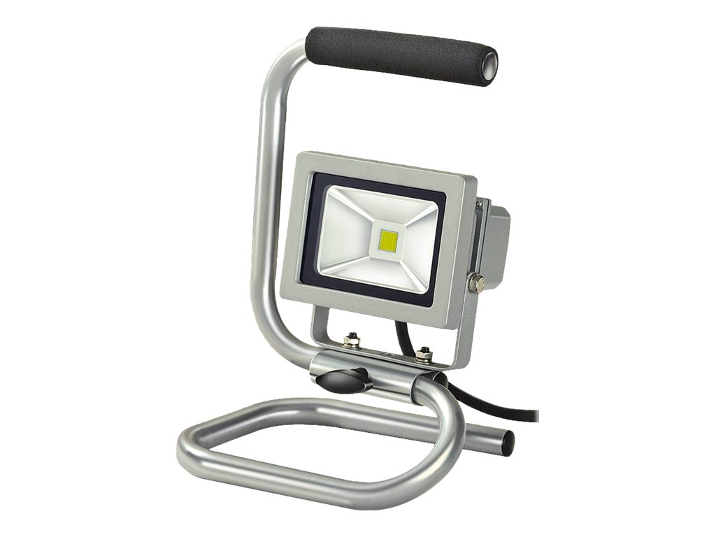 Brennenstuhl Mobile Chip LED-light - Flutlicht - LED - 10 W - LED Klasse A - 6400 K