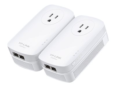 TP-Link Powerline AV2000 Starter Kit bridge