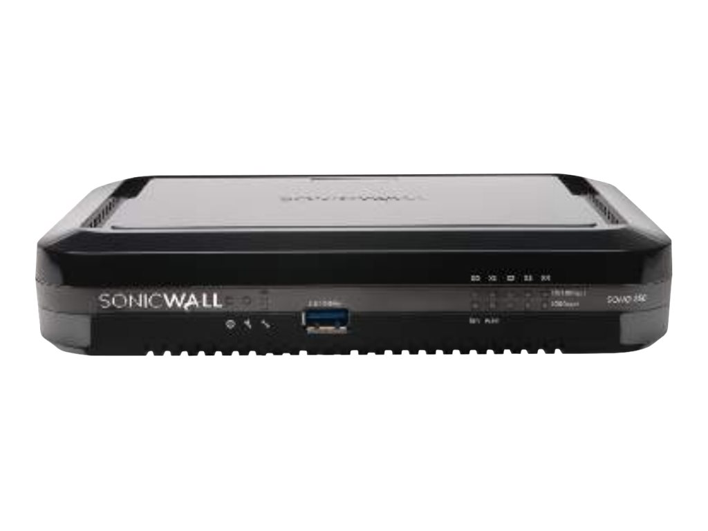 SONICWALL SOHO 250 TOTALSECURE ADVANCED EDITION 1YR