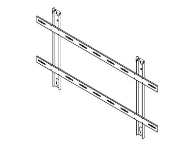 Chief PSMH2685 Static Wall Mount Mounting kit (wall mount) for flat panel black