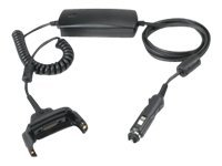 Zebra Auto Charge Cable - car power adapter
