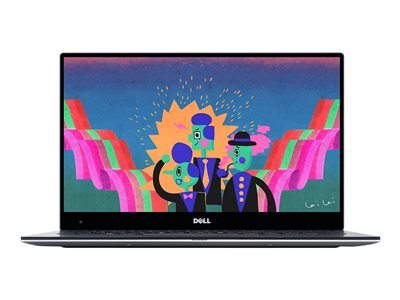 Dell XPS 13 9350 Core i5 6200U / 2.3 GHz Win 10 Pro 64-bit 8 GB RAM 128 GB SSD