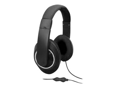 AVID AE-9092 Headphones with mic full size wired 3.5 mm jack
