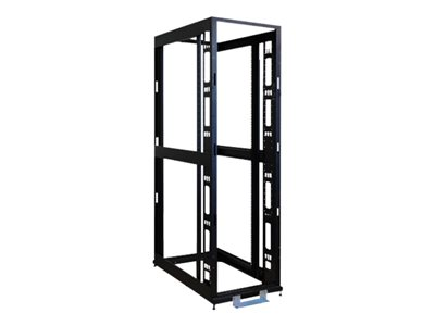 Tripp Lite 42U 4-Post Open Frame Rack Cabinet 36