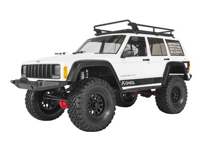 - SCX10 II 2000 Jeep Cherokee Electric 4WD - Set