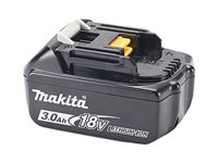 Makita Crimp tool battery lithium ion 3 Ah United Kingdom