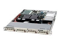 Supermicro SC813 TQ+-500 - rack-mountable - 1U - extended ATX