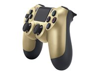 Sony DUALSHOCK 4 WL Contr. gold v2 PS4