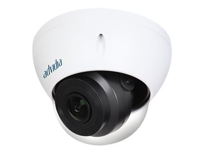 Advidia E-37-FSW Network surveillance camera dome outdoor vandal / waterproof