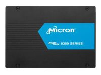 Micron 9300 MAX - Disque SSD - 3.2 To - interne - U.2 PCIe (NVMe)